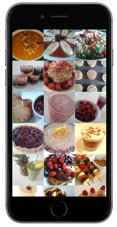 Smartphone Food Photography ecourse