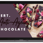 Certificate in Anti-Ageing Chocolate Creation