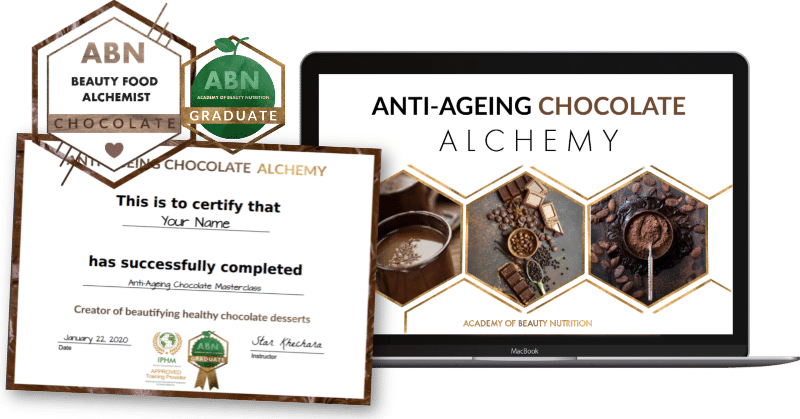 Certificate in Anti-ageing Chocolate Alchemy