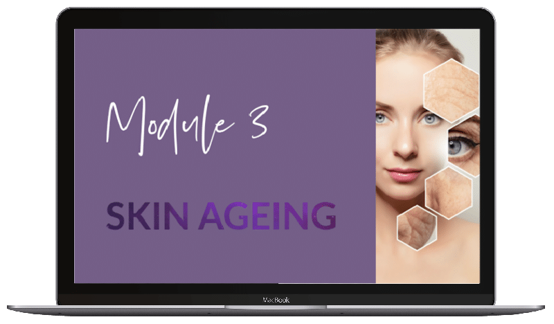 Advanced Diploma in Anti-ageing Beauty Nutrition - course module graphic