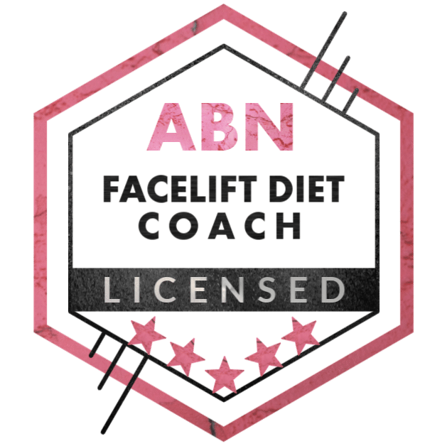Facelift Diet Coach Diploma - badge image